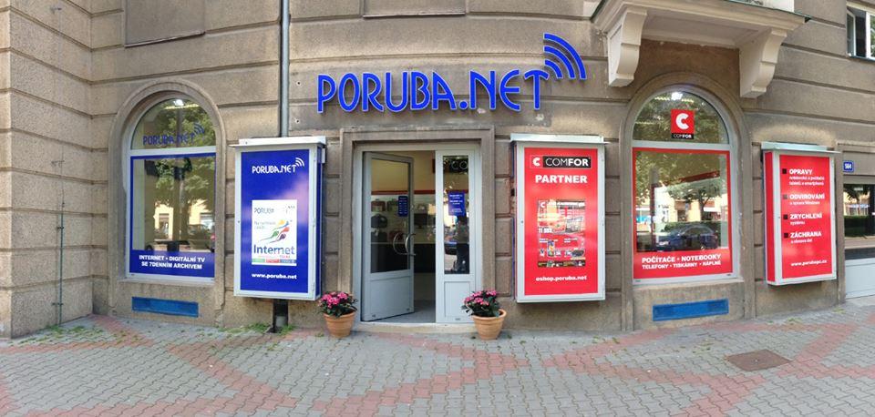 TELCONET s.r.o. – Klientské centrum Poruba.NET