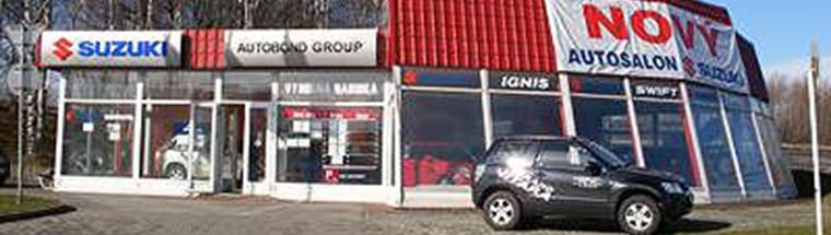 AUTOBOND GROUP. a.s. – autorizovaný dealer Suzuki na Svinově